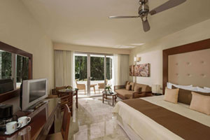 Junior Suite at Grand Sunset Princess All Suites & Spa Resort