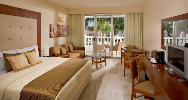 Accommodations - Grand Sunset Princess All Suites & Spa Resort - All Inclusive Riviera Maya